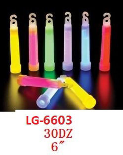 "Picture of Glow Stick 6"" 30 dz"