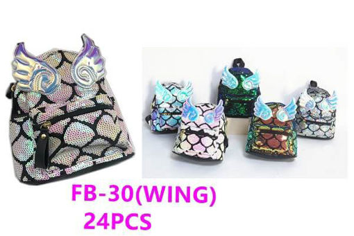Picture of Sequence Wings Mini Backpack 36 pc