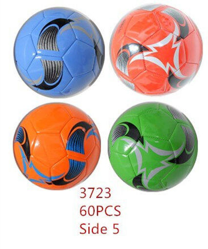 "Picture of Inflatable Soccer-Ball Assorted Color 9"" 60 pc"