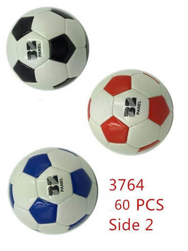 "Picture of Inflatable Soccer Ball 6"" 60pc"