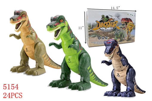 Picture of T-Rex Dino B/O w/Motion & Sound 24 pc