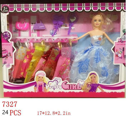 Picture of Pretty Girl Doll 24 pc