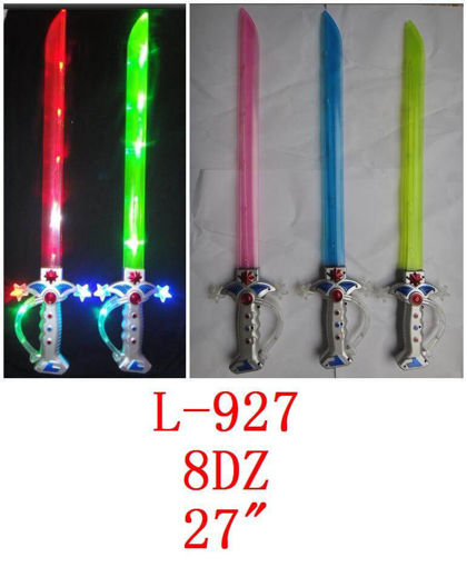 Picture of Flashing Sword 96 pcs