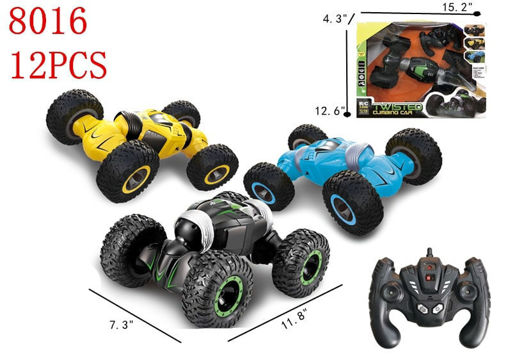 Picture of RC Twist Climbing Car 12 pc