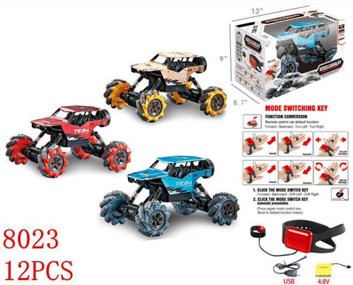 Picture of RC Gesture Sensing Drift Climbing Car 12 PCS
