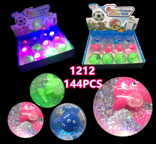 Picture of Flashing Fish water ball 12 dz